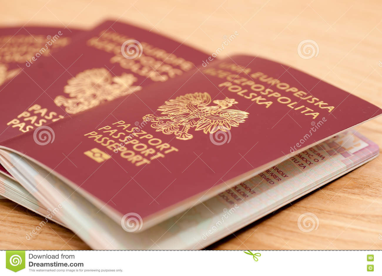 Passeports polonais