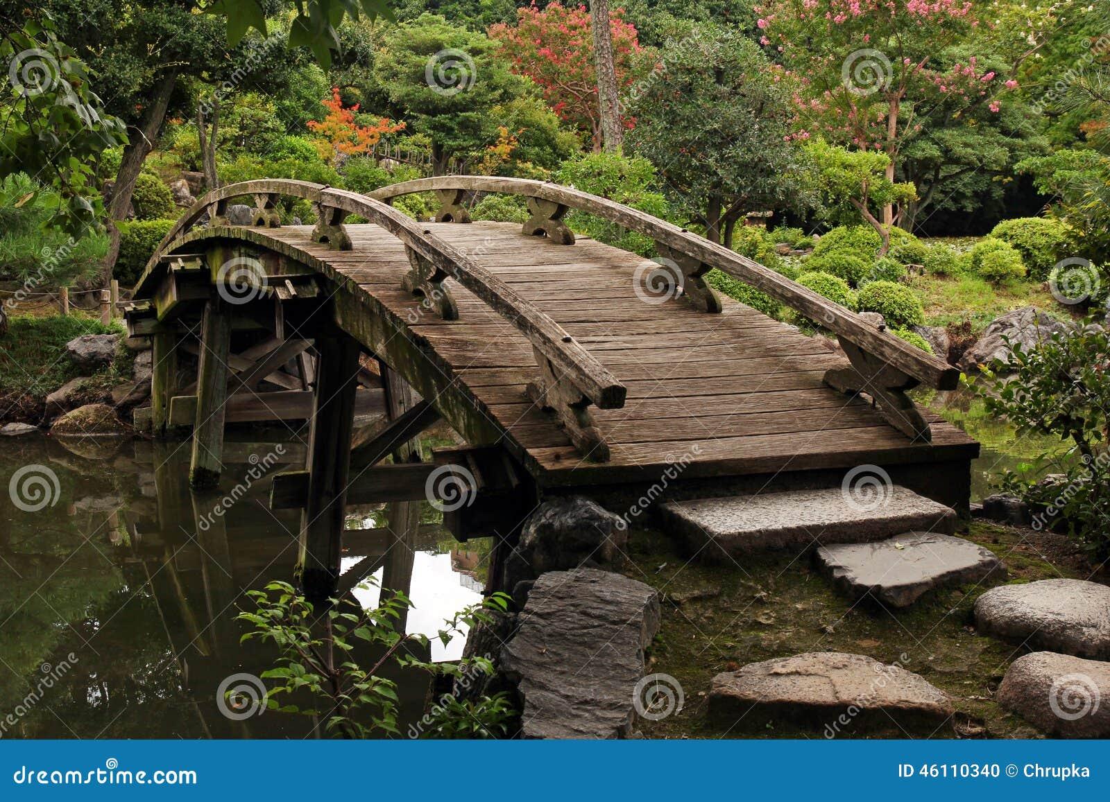 Passerella in legno per giardino bb73 regardsdefemmes for Legno giapponese