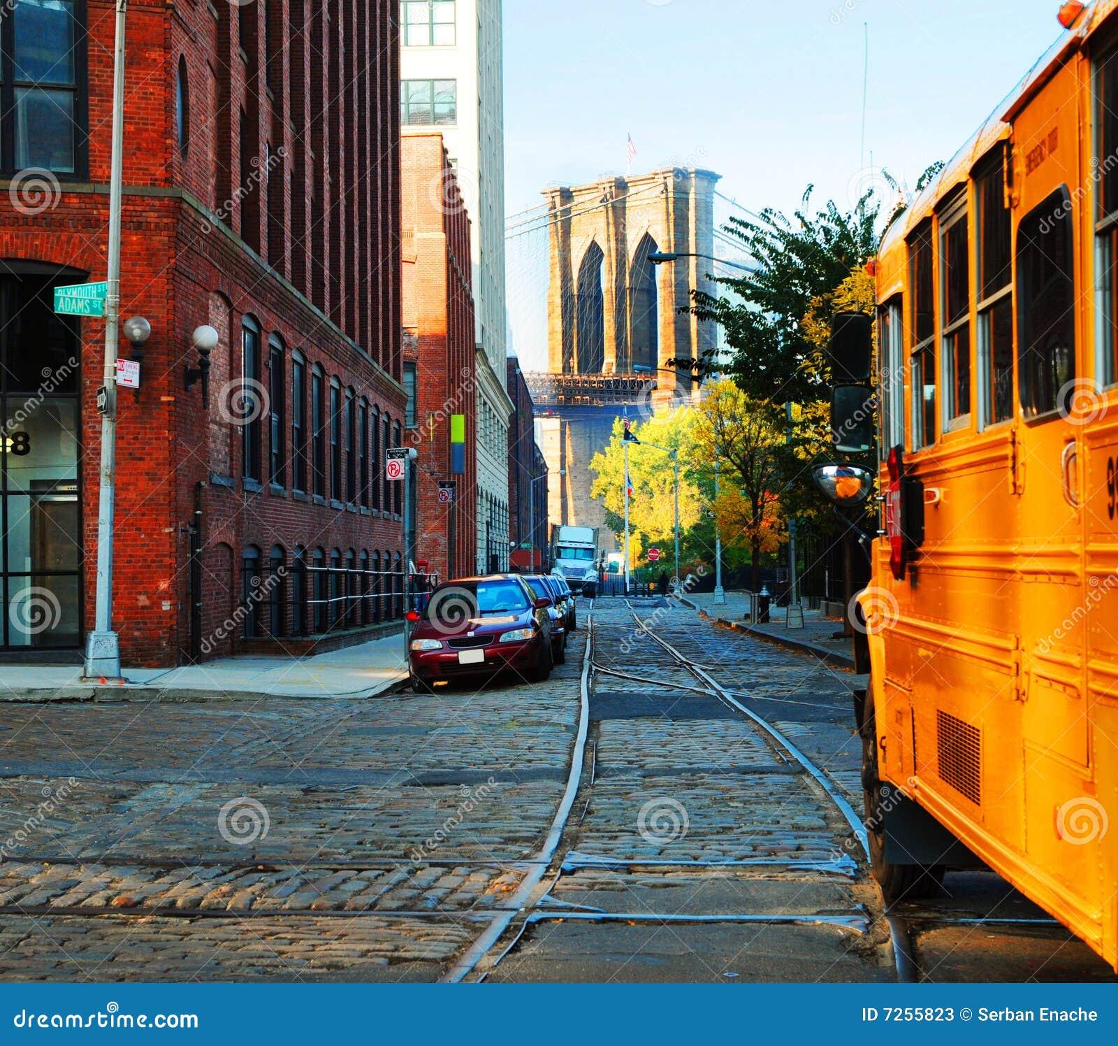 Passerelle Brooklyn New York
