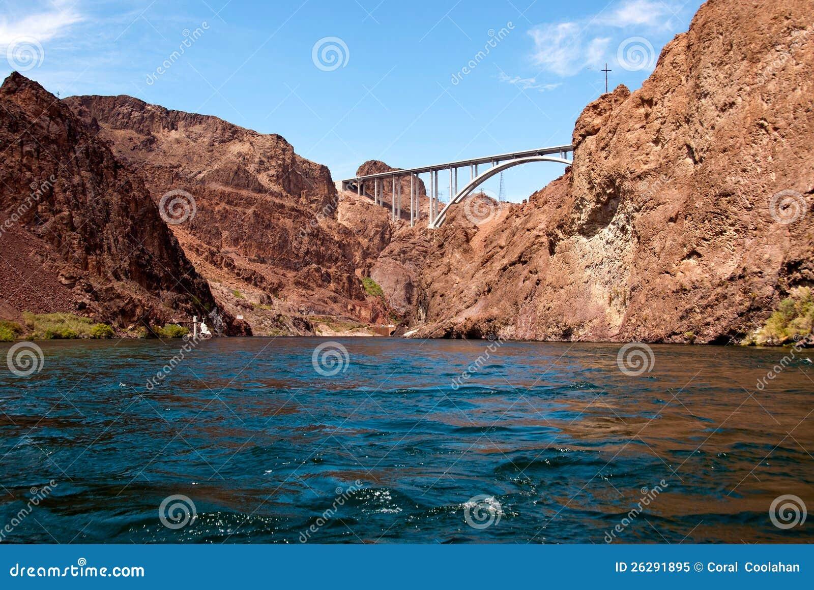 Passerelle de déviation de barrage de Hoover