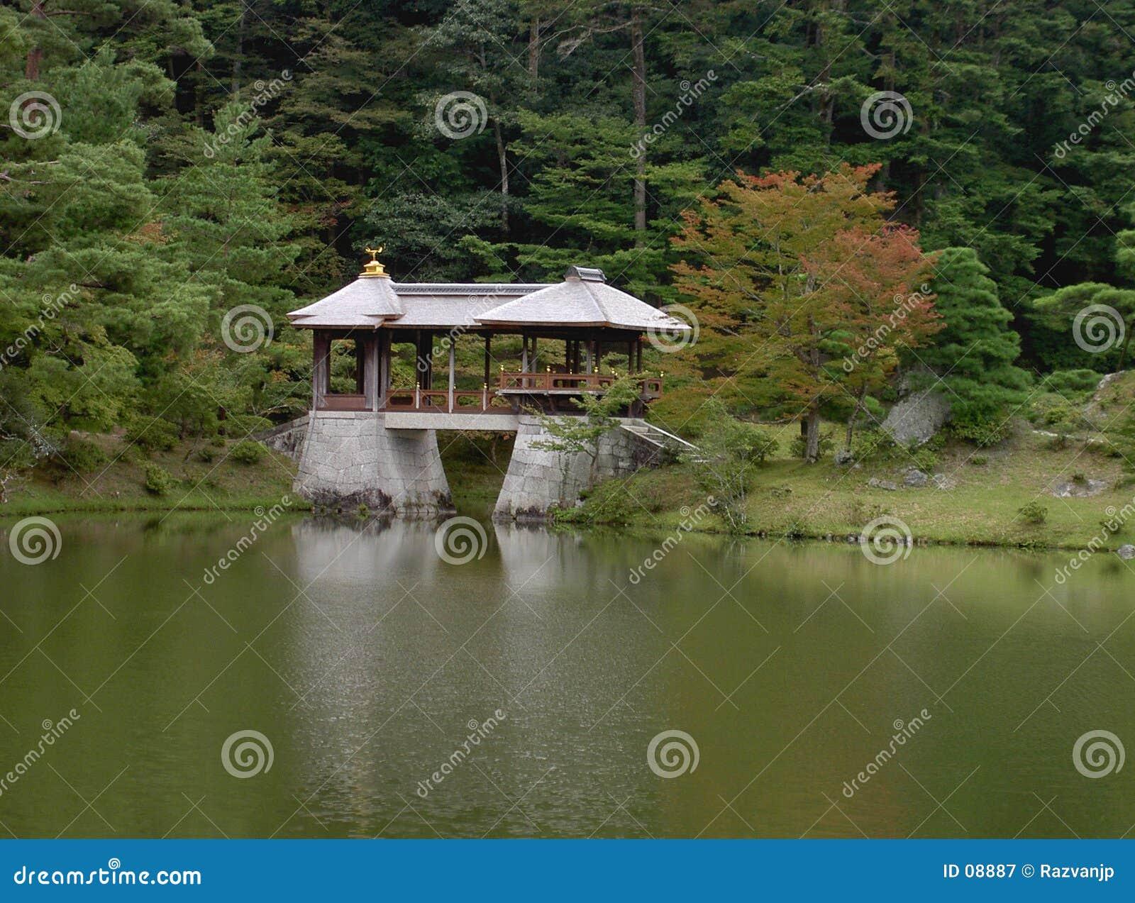Passerelle japonaise
