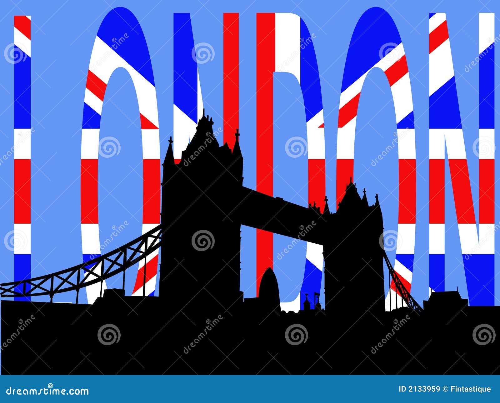 Passerelle Londres de tour