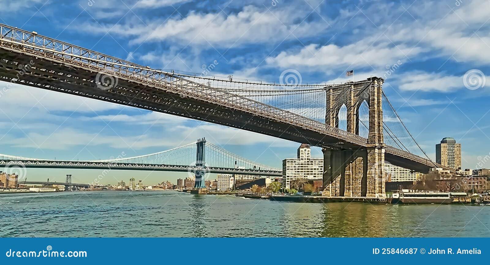 Passerelles d East River