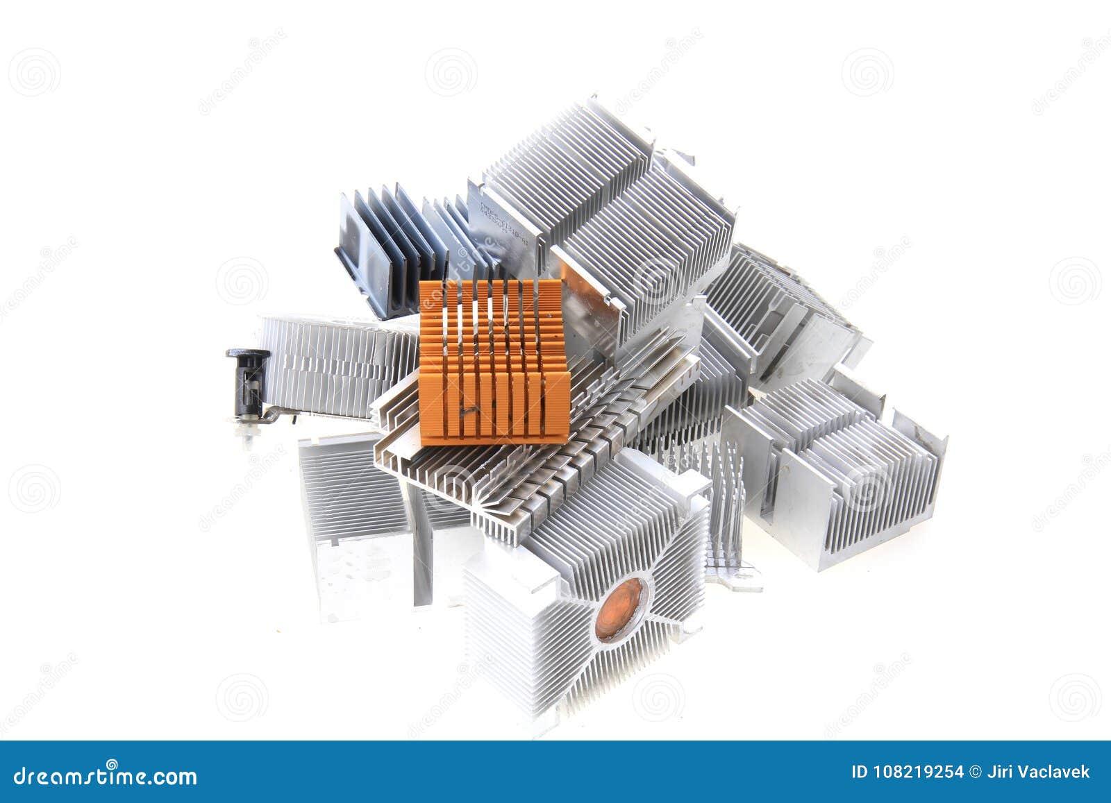 Passieve cpu-koelers
