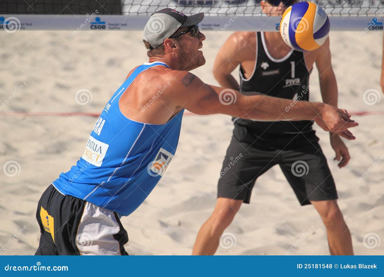 Cerutti Alison - Beach Volleyball Star Editorial Image ...