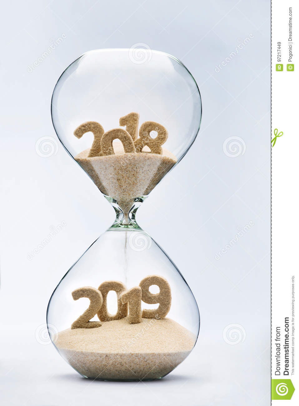 Passing into New Year 2019