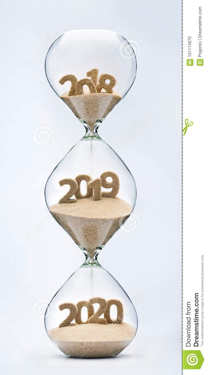 Passing into New Year 2019, 2020