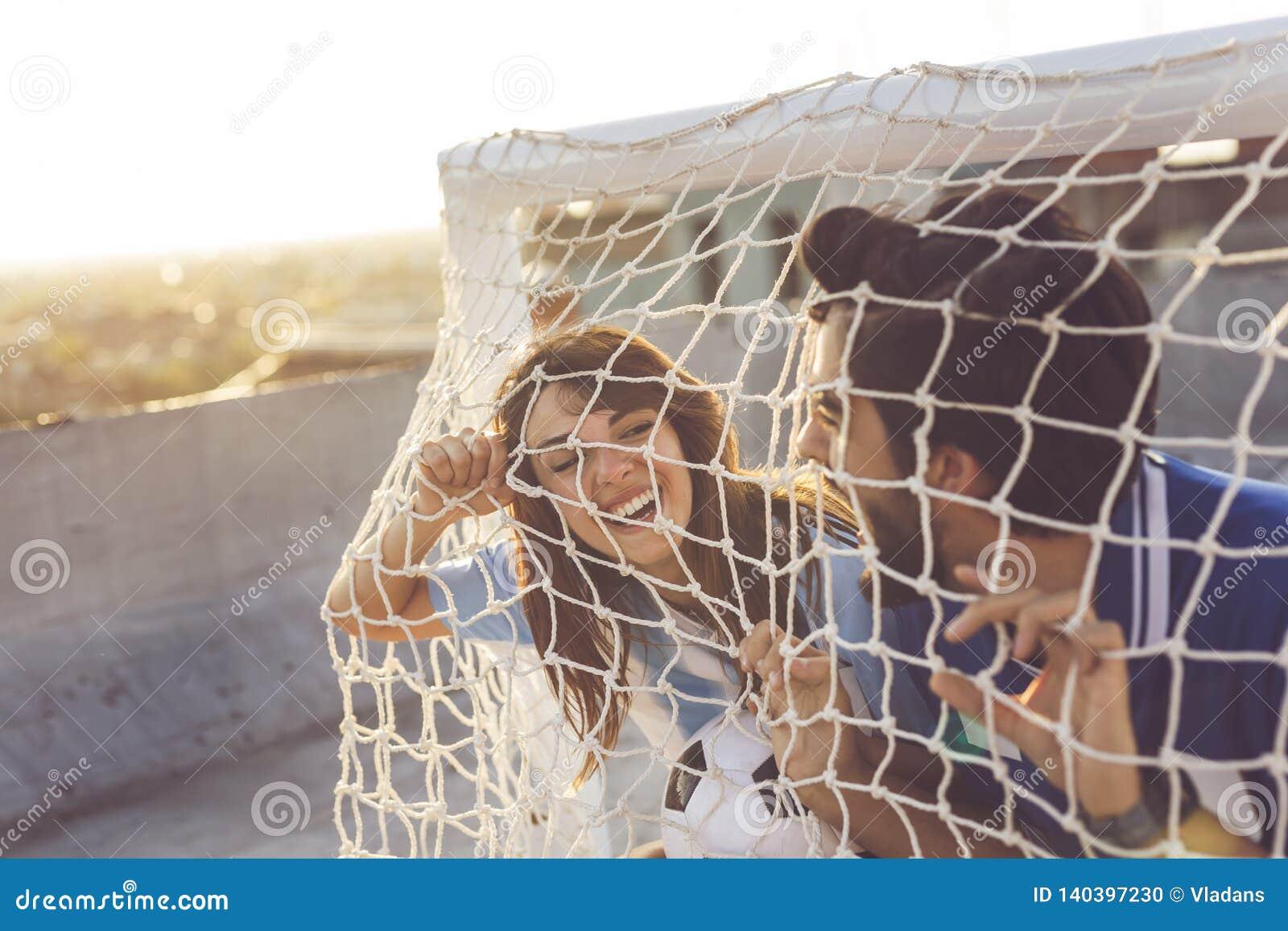 Passioné du football l amusement