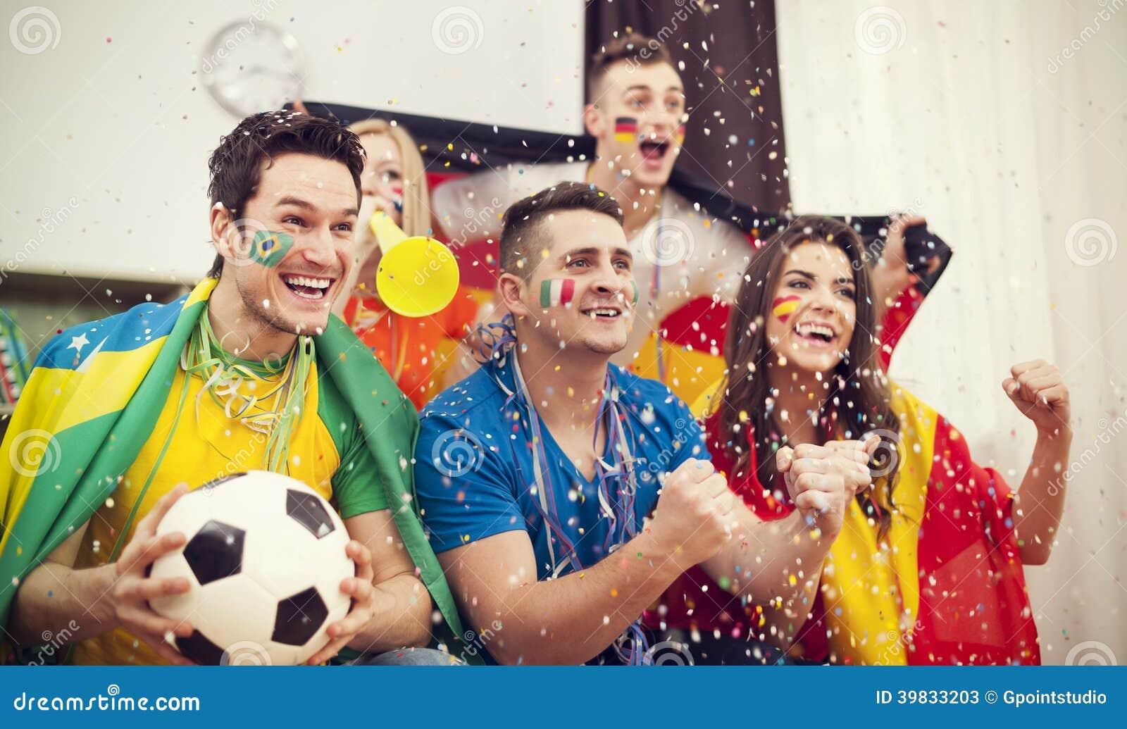 Passionés du football