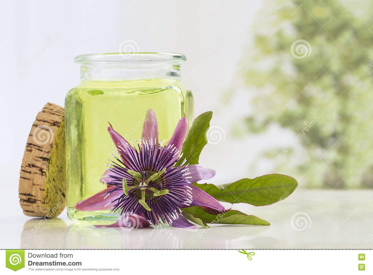 Passionflower oil