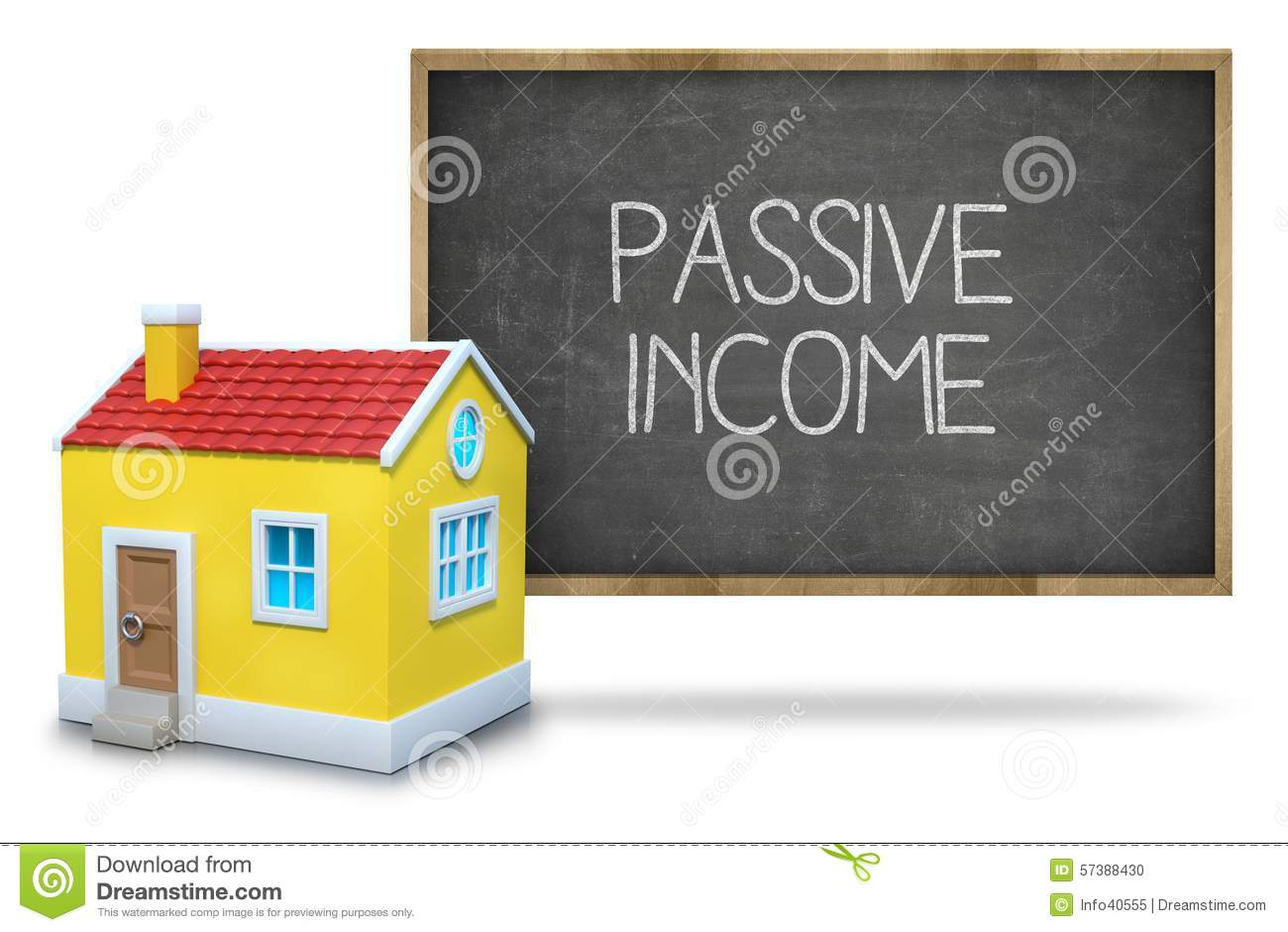 how to make passive income with stocks