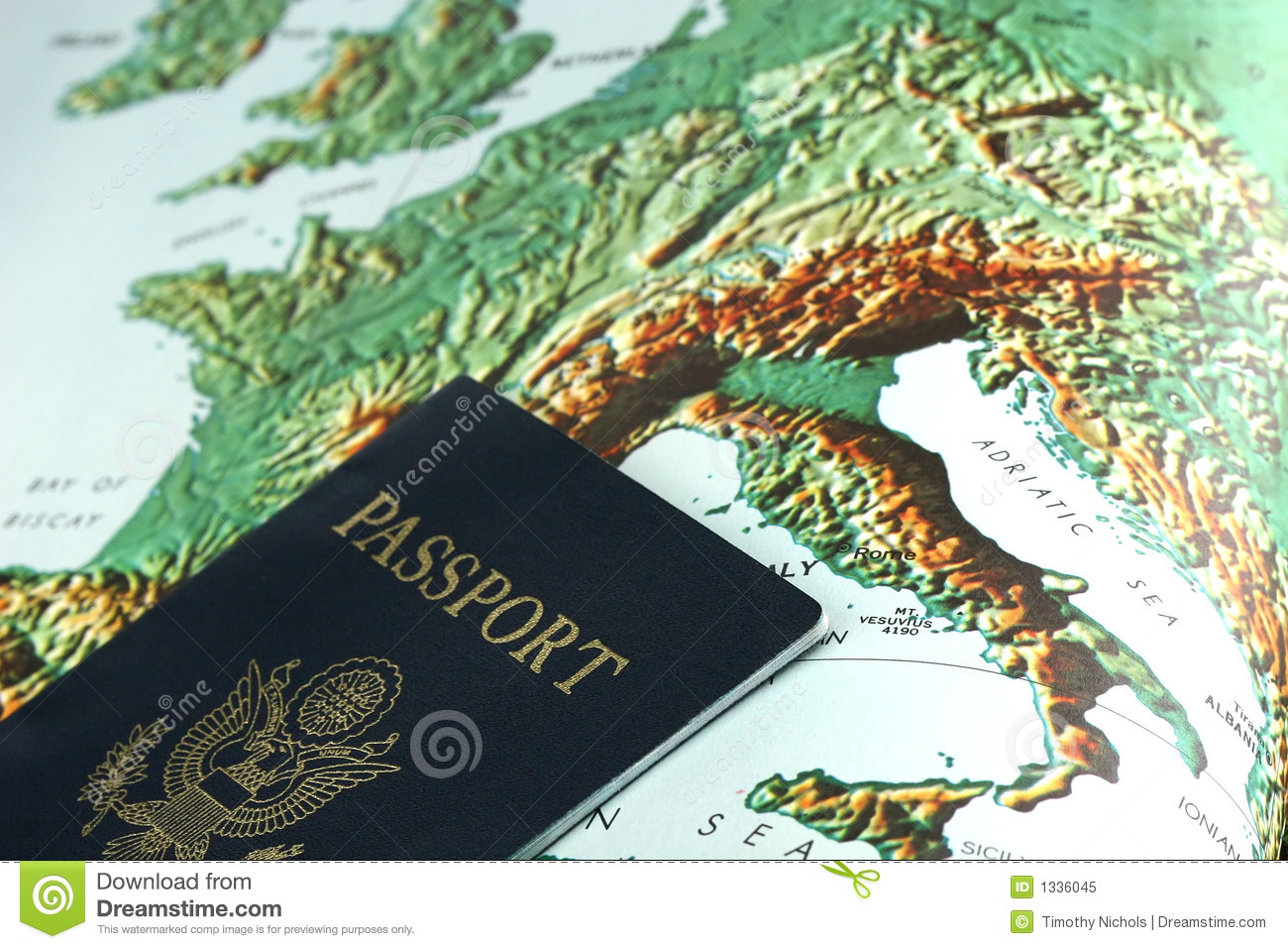 how to carry passport in europe