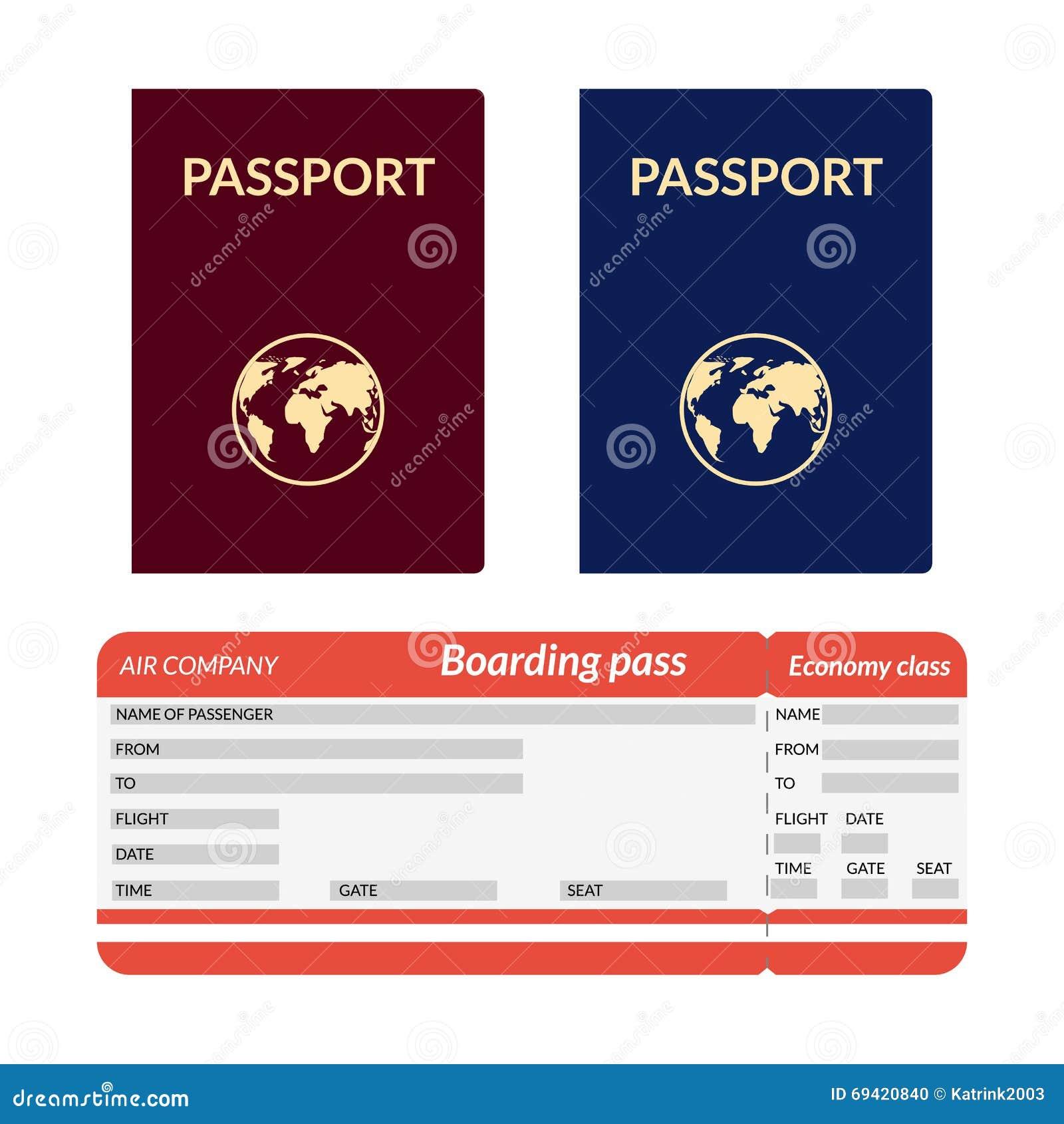 holidays around the world passport application
