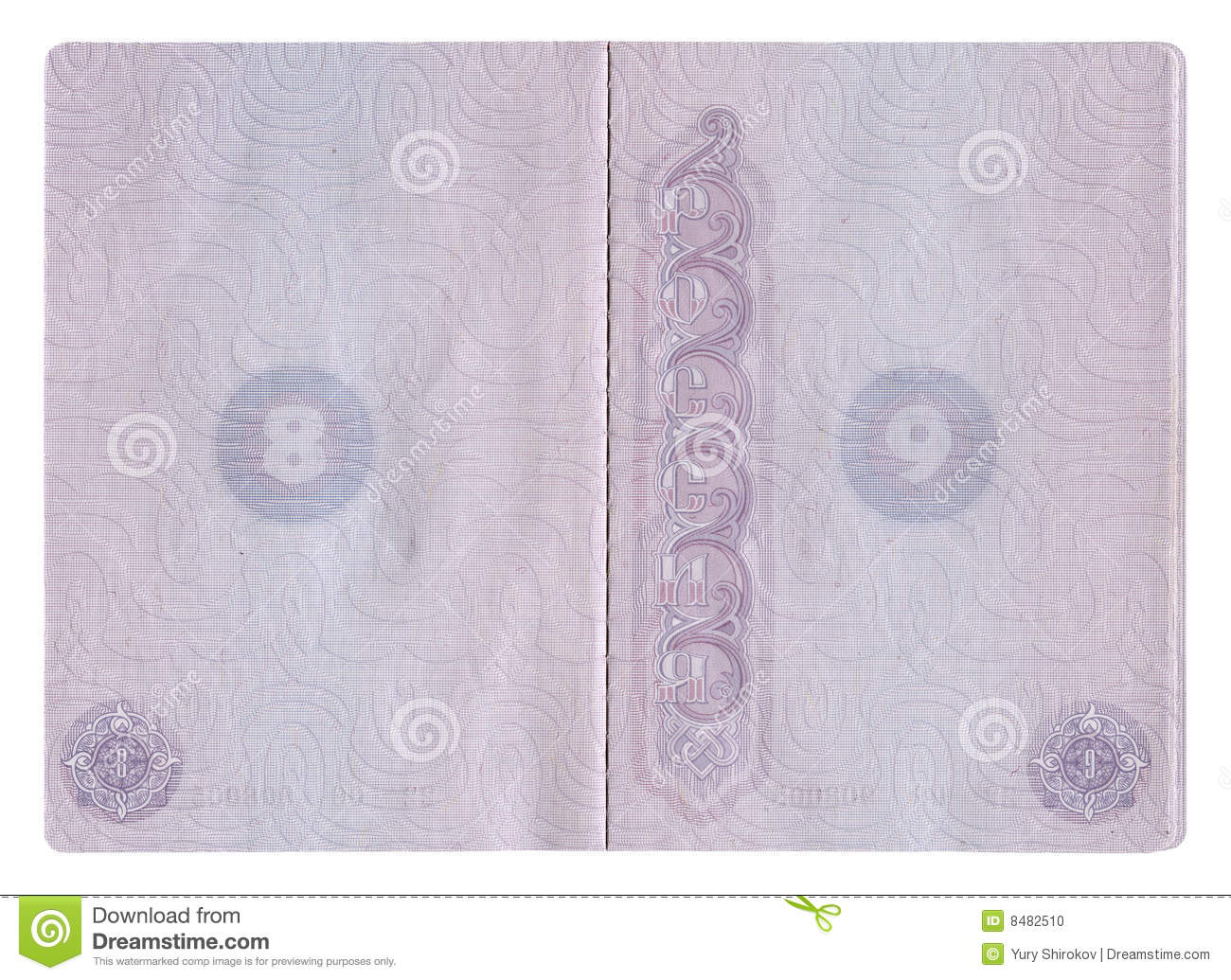 Blank Passport Pages Pictures To Pin On Pinterest Pinsdaddy