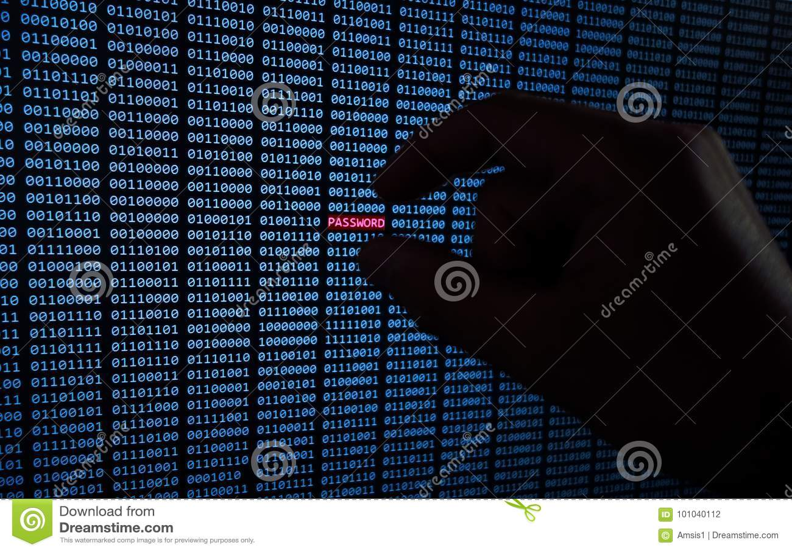 Password stolen