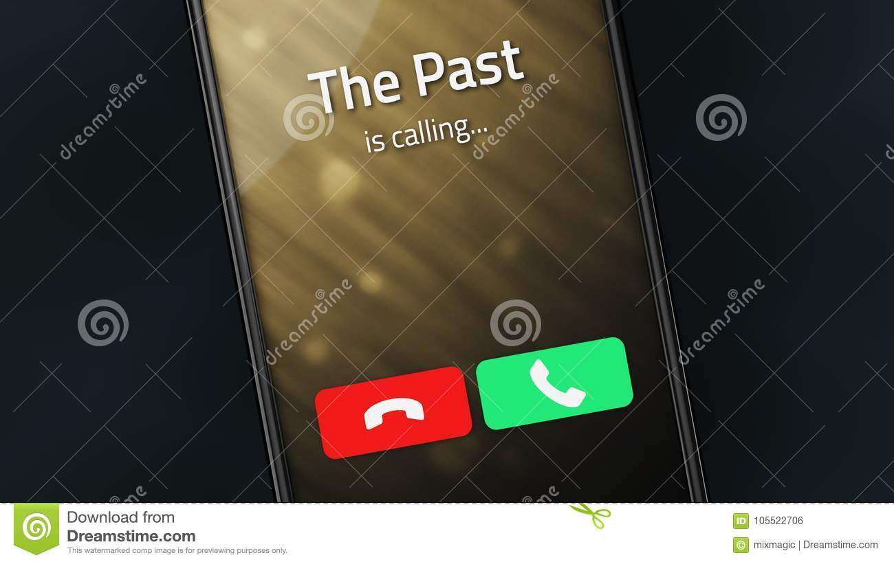 The Past is Calling