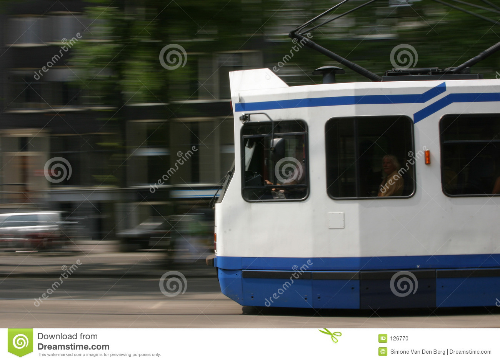 Past rusa spårvagn