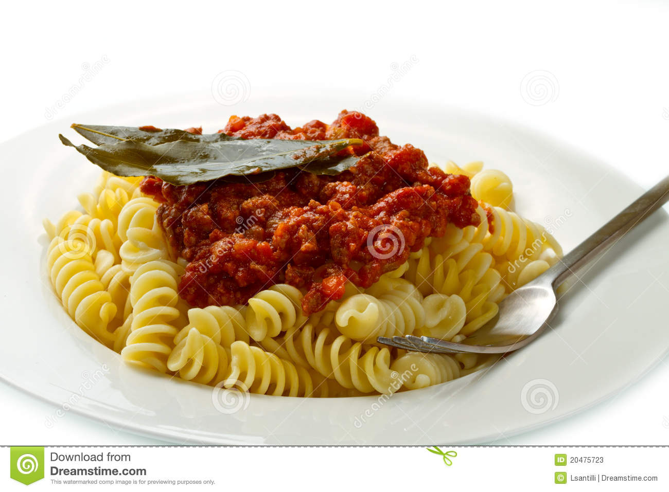 More similar stock images of ` Pasta with bolognese sauce `