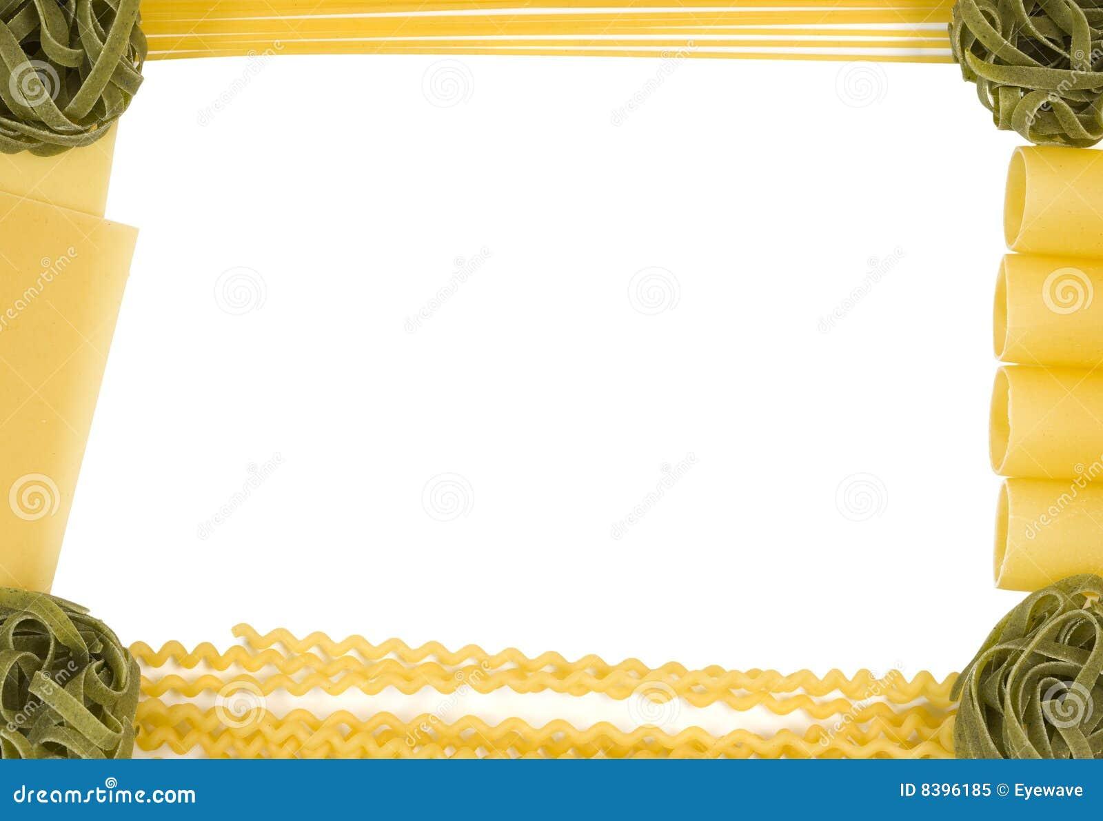 ... - Image: 8396185 Spaghetti Border Clip Art Spaghetti Border Clip Art