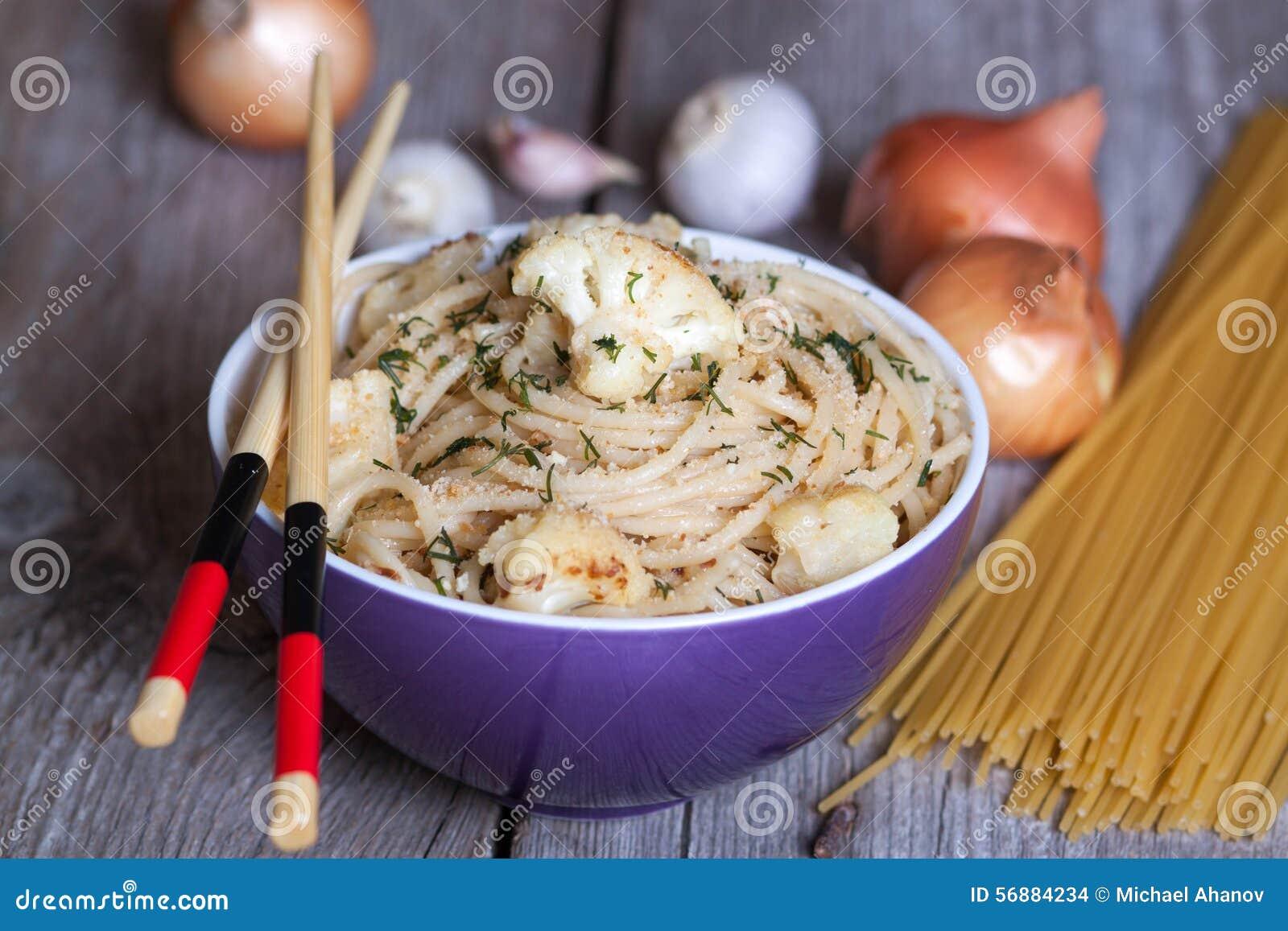 Pasta con il cavolfiore