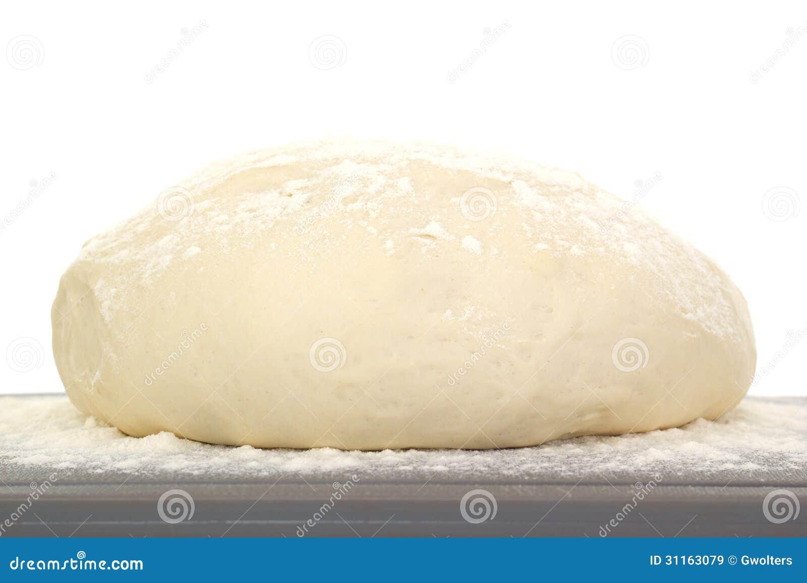 Pasta de pan de levantamiento: 1 de 4