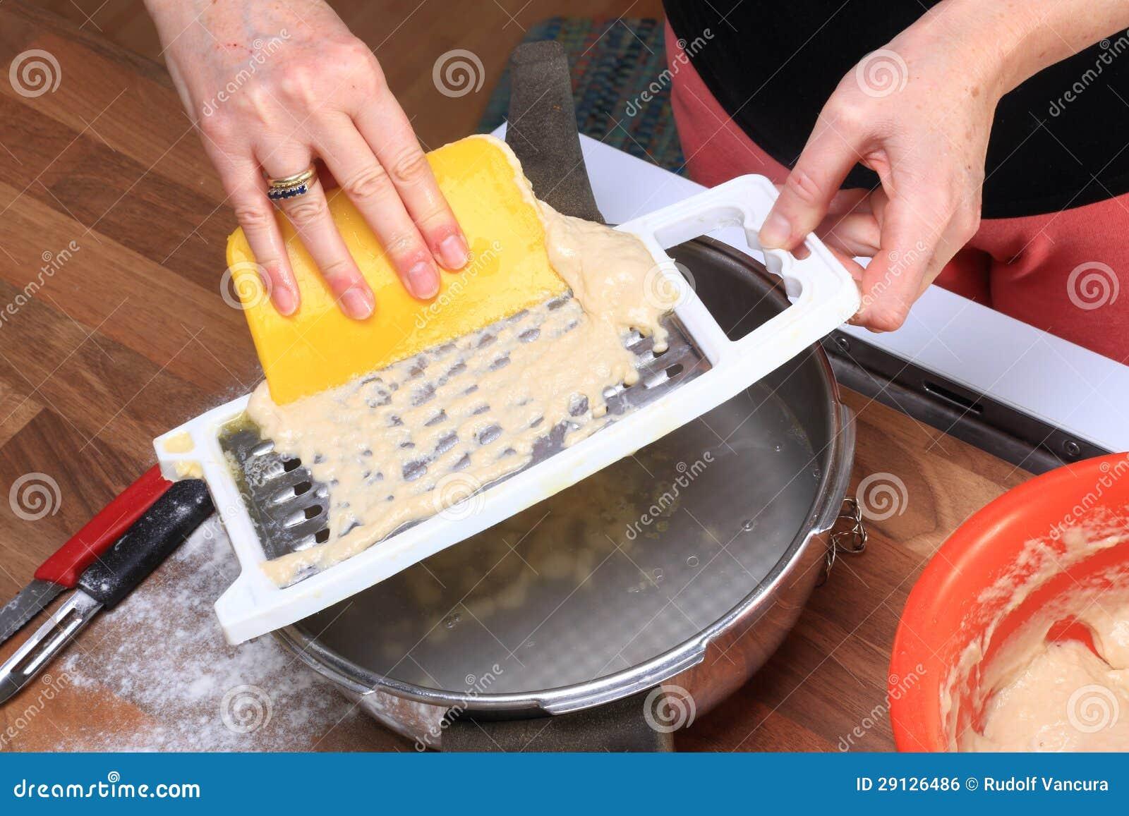 Pasta de Spaetzle