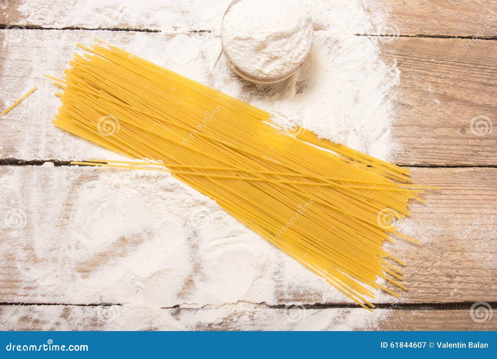 Pasta degli spaghetti