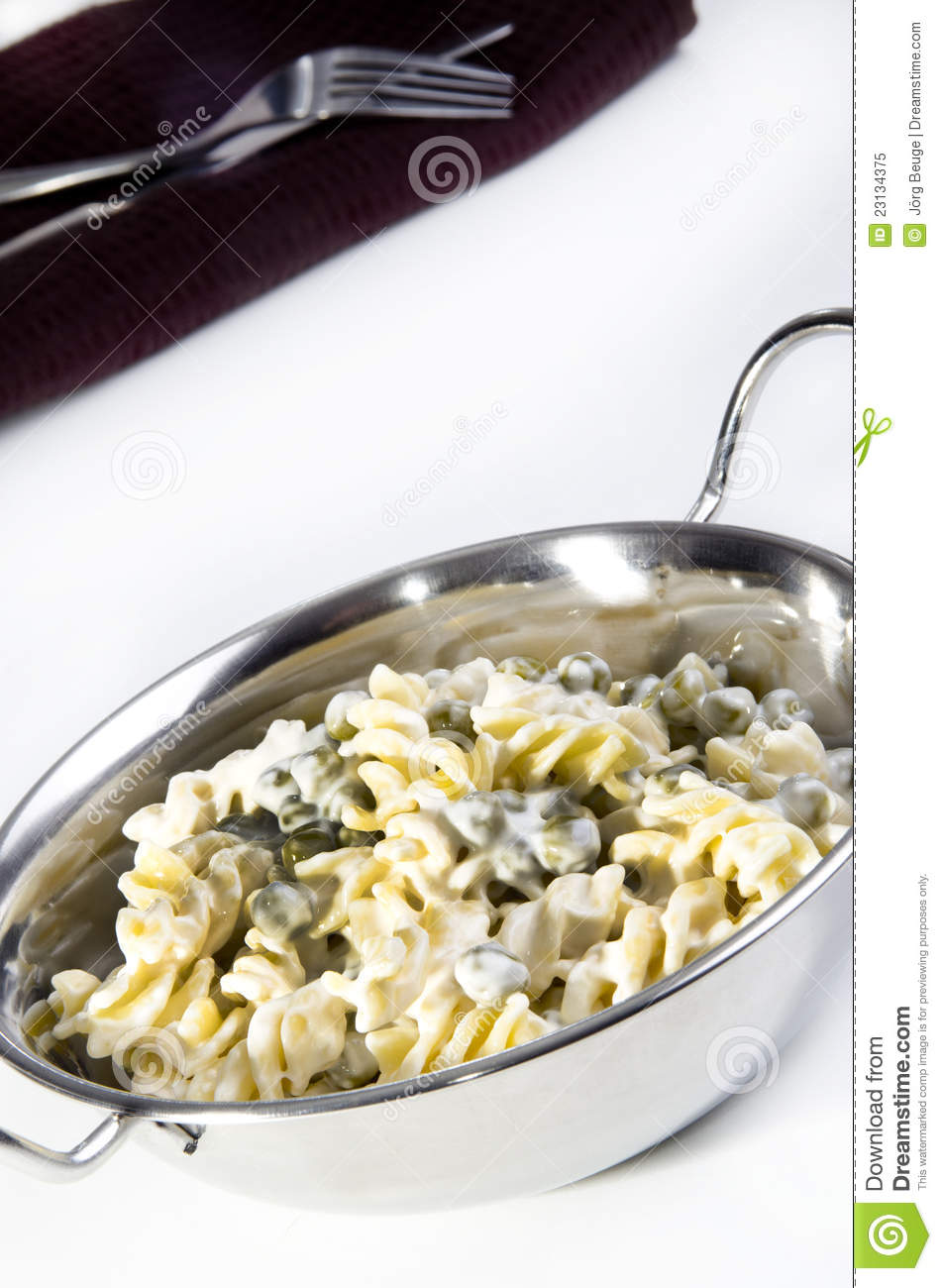 how to use mayonnaise in pasta
