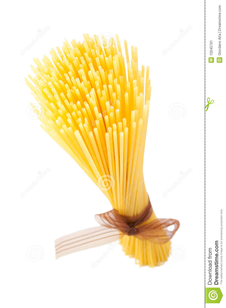 Download Pasta - spaghetti stock image. Image of nutrition, diet - 10045791