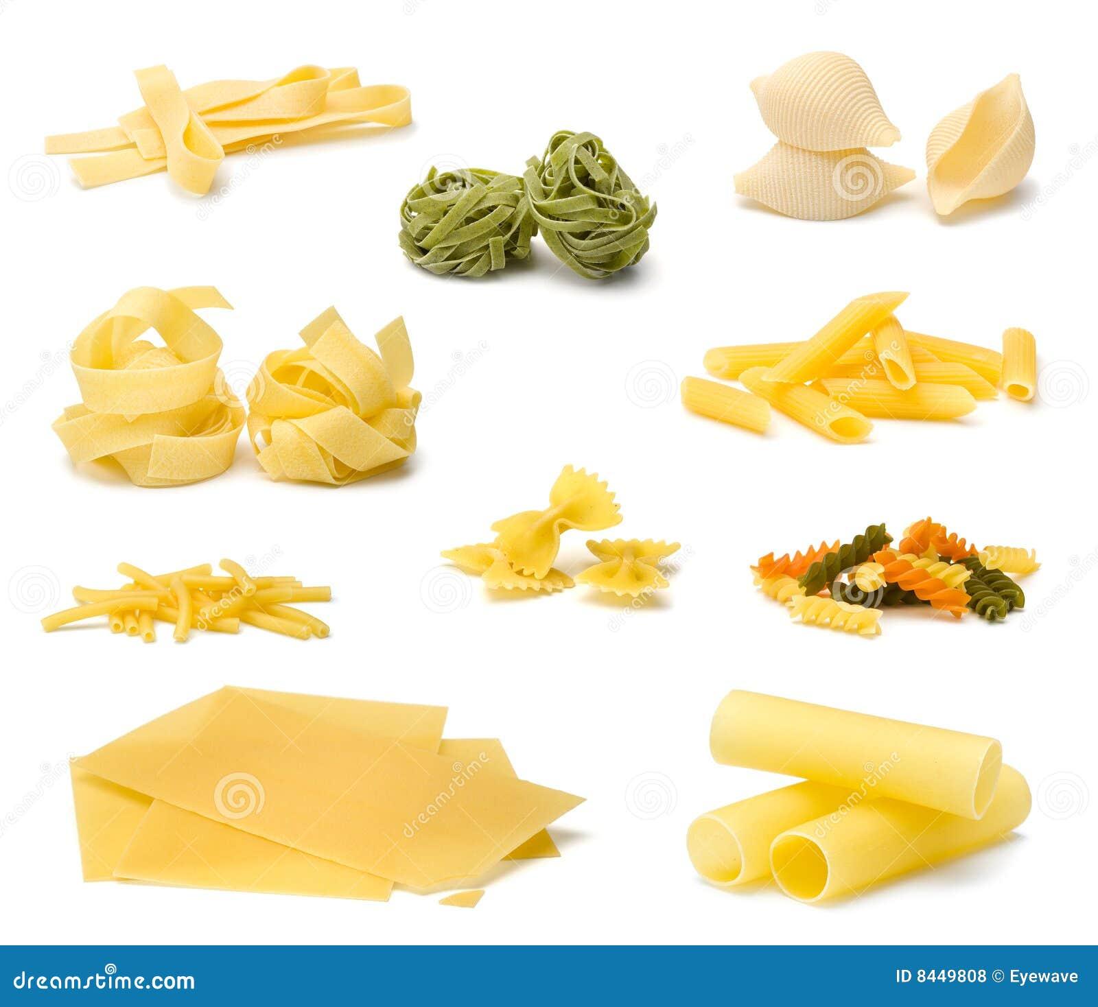 Pasta specialties