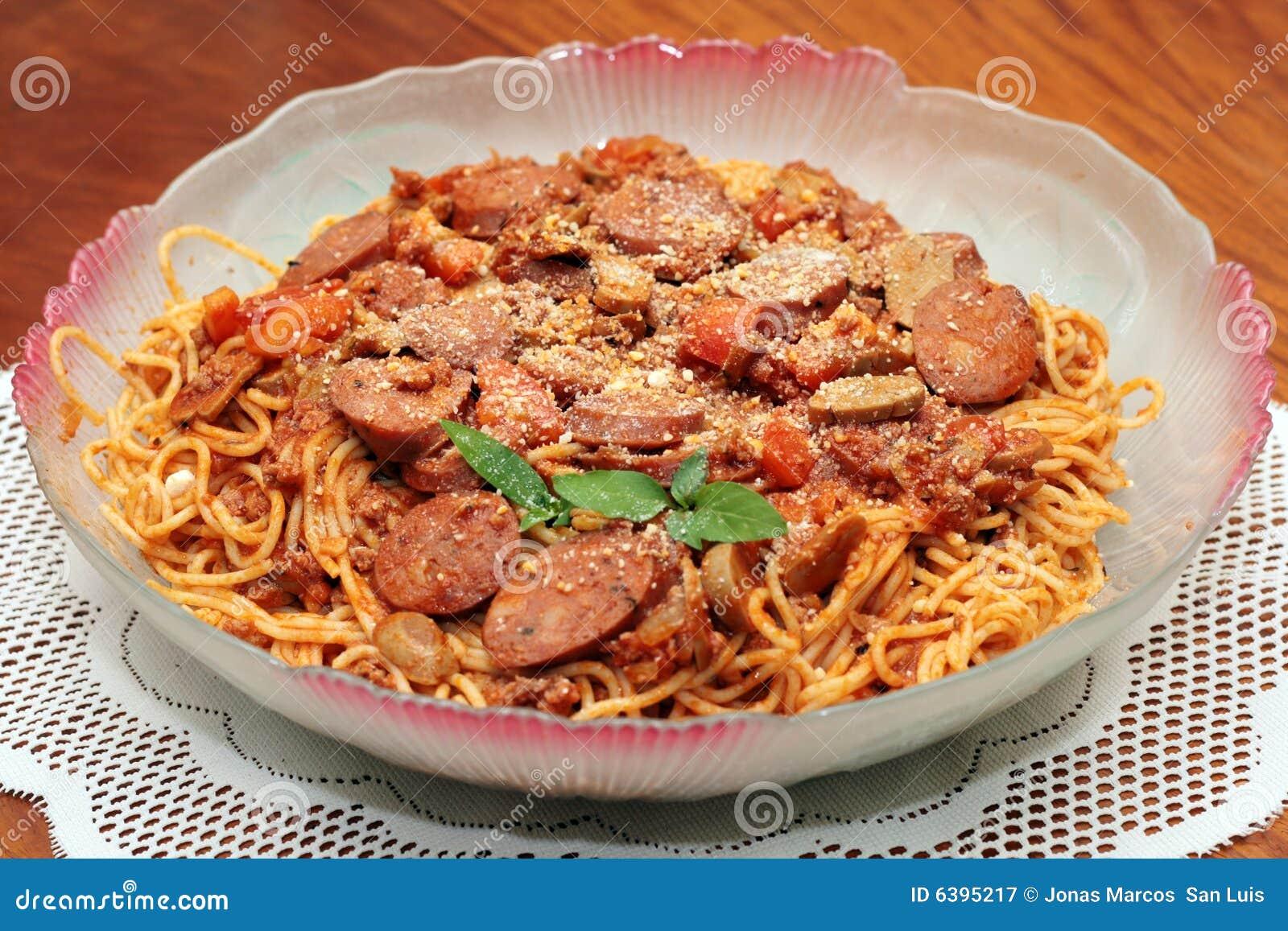 Pastakorvspagetti
