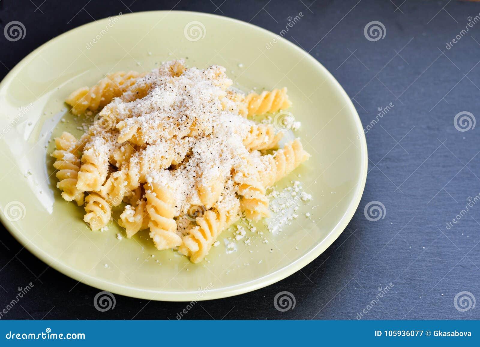 Pastas de Fusilli