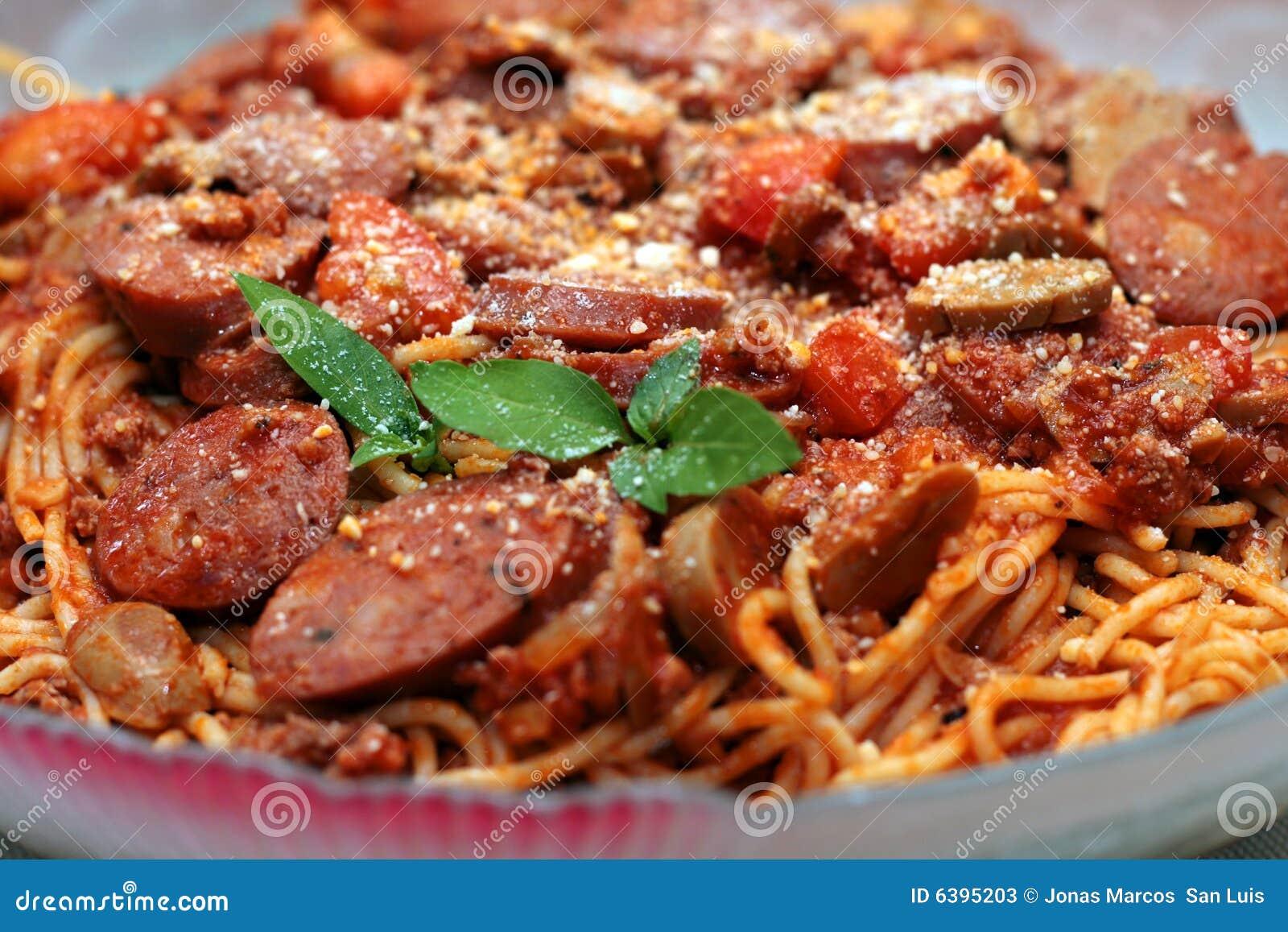 Pastaspagetti