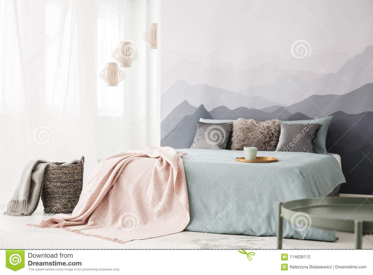 Good Wallpaper Mountain Bedroom - pastel-bedroom-interior-mountain-basket-next-to-bed-pink-blanket-pastel-bedroom-interior-mountain-wallpaper-114639112  Photograph_894079.jpg