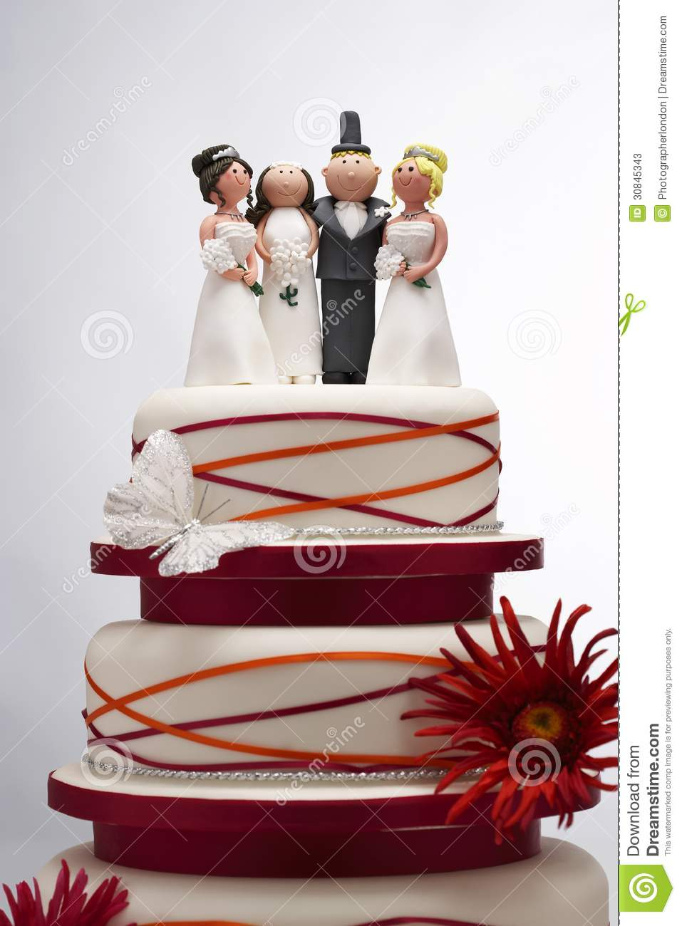 Cultural Wedding Cakes