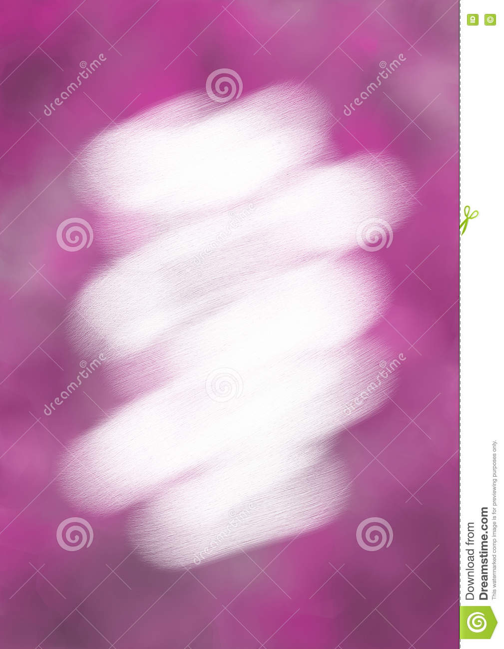 Pastel Drawn Background With Brushstrokes In Violet Colors.T Stock ...