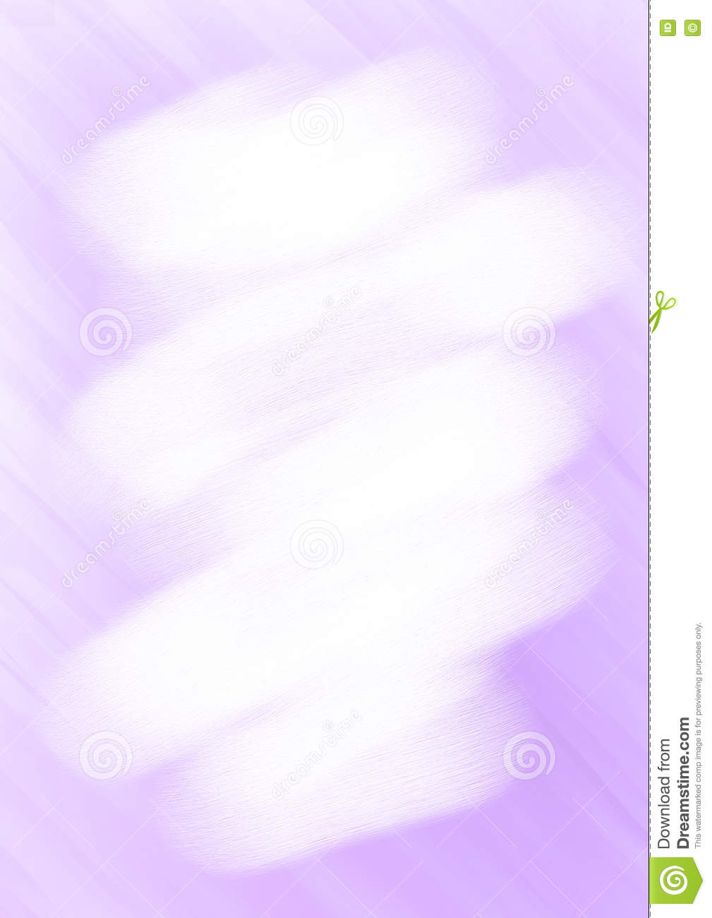 pastel drawn textured background with brushstrokes template for letter or greeting card a4 size format