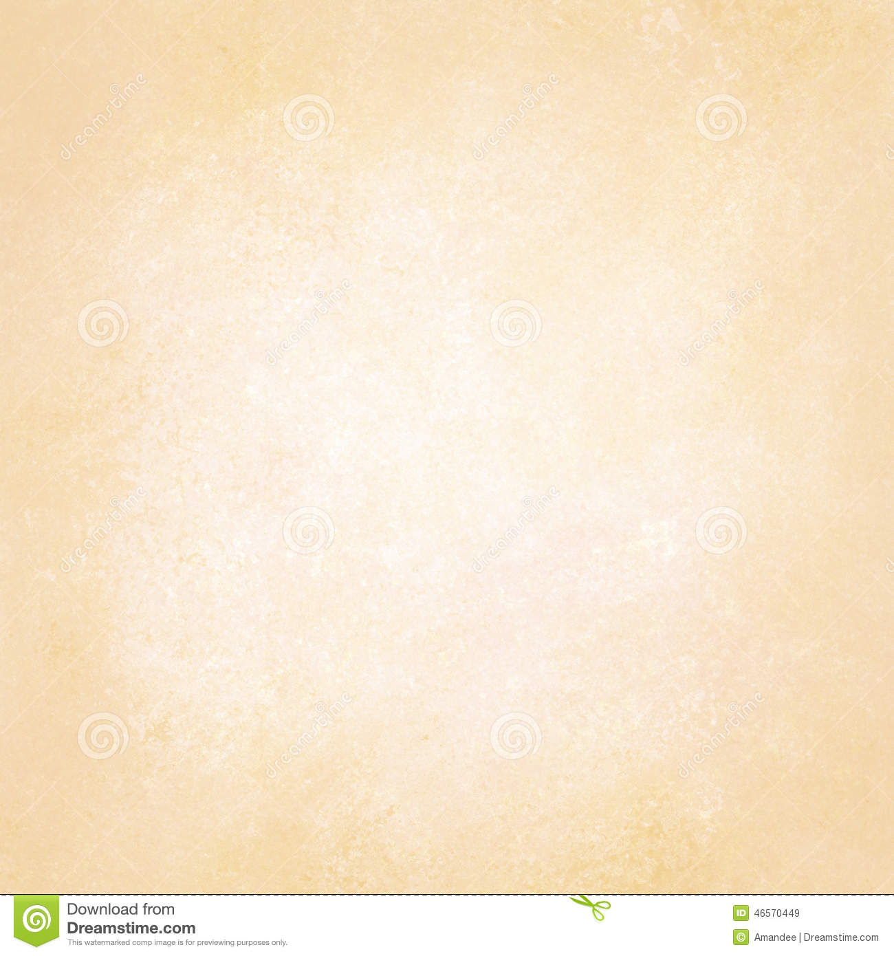 Pastel Gold Yellow Background With White Textured Center