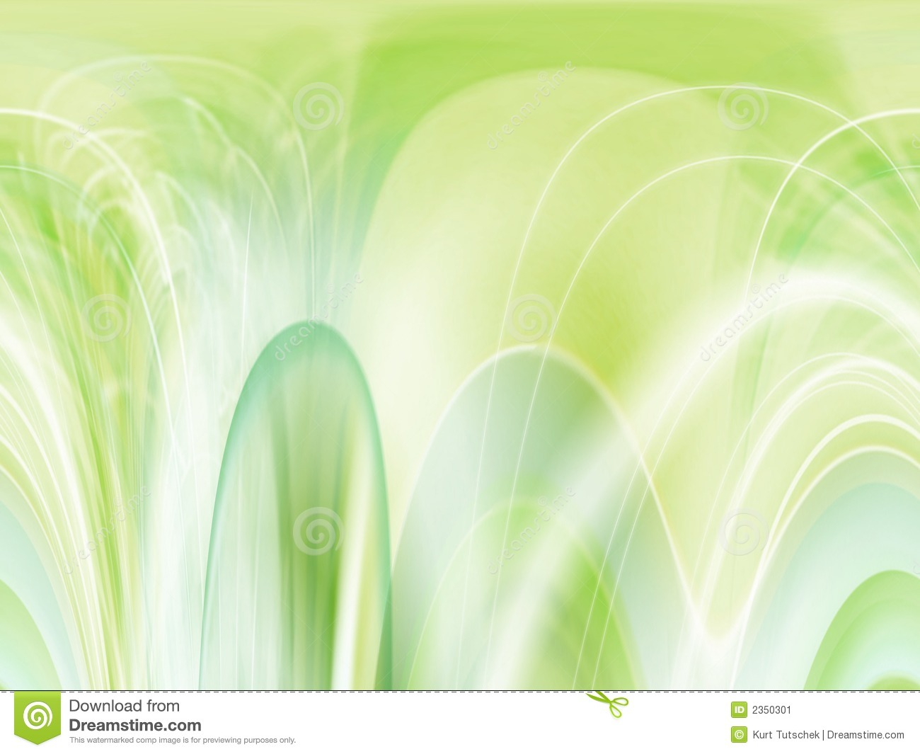 Green Pastel Background