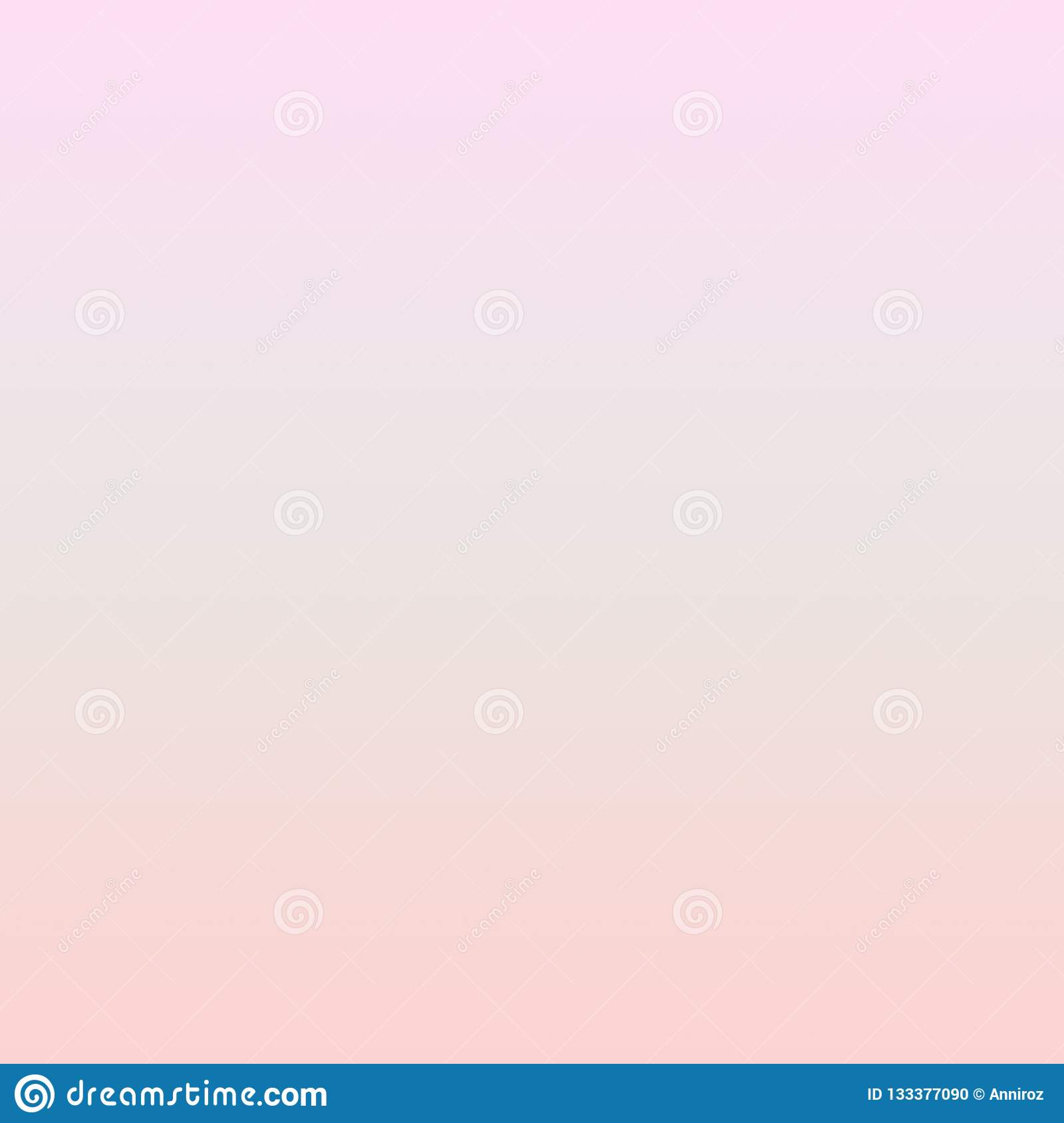 Pastel Millennial Pink Background Ombre Cute Pattern Stock