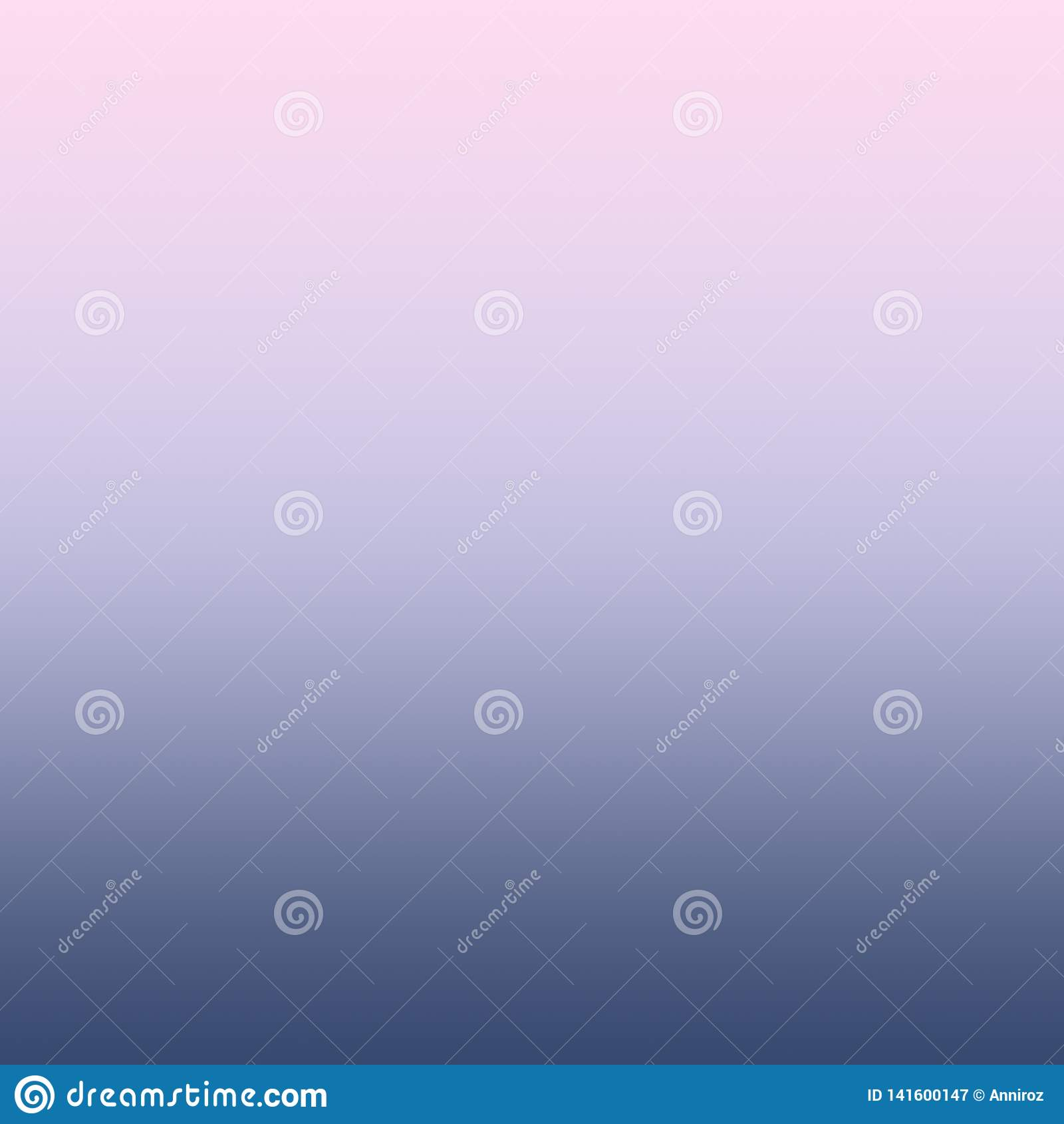 Pastel Ombre Millennial Pink Lilac Blue Gradient Background