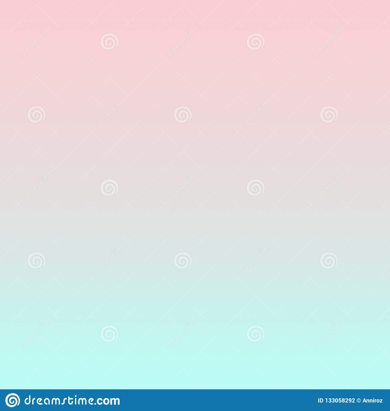 Pastel Ombre Millennial Pink Mint Gradient Background Abstract s