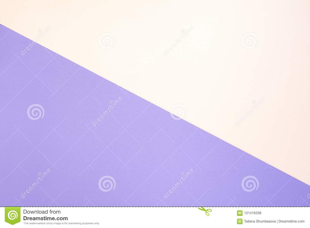pastel pink purple multi colored paper background copy space top