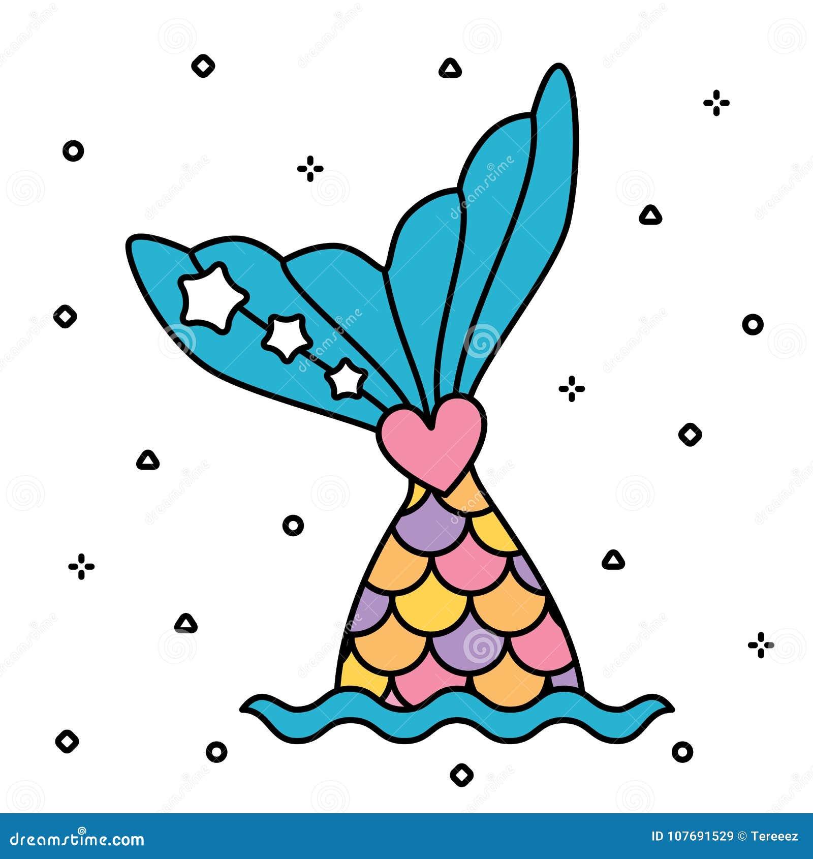mermaid cartoons  illustrations   vector stock images rainbow fish clip art free rainbow fish clip art template