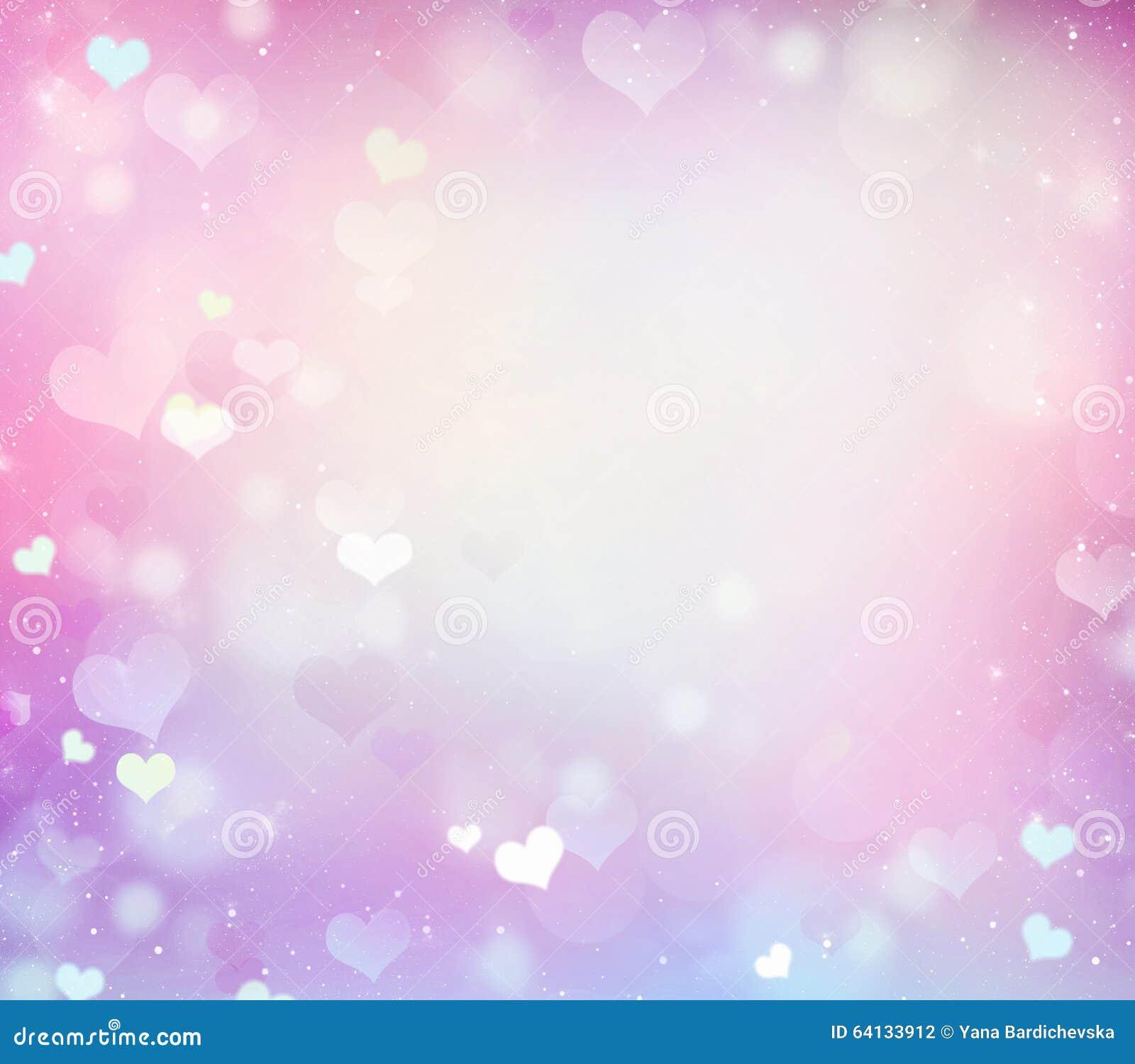 Pastel Romantic Pink Wedding Frame Background