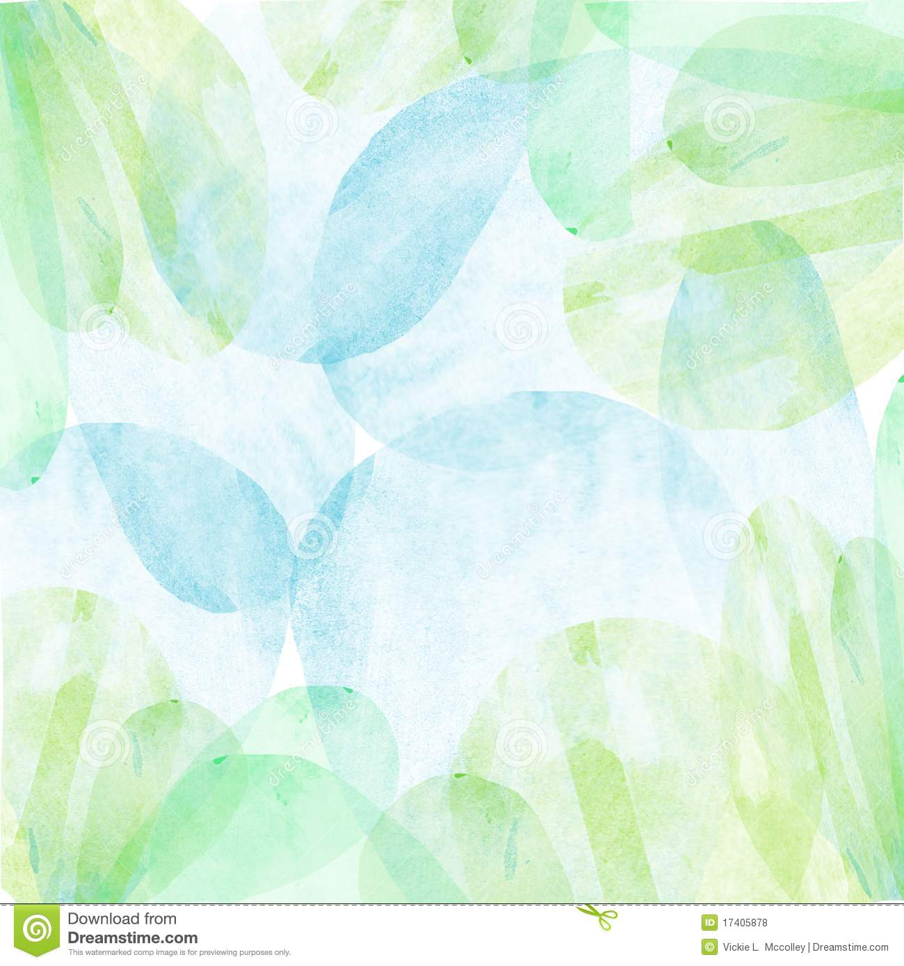 Pastel Watercol... Horse Background Clipart
