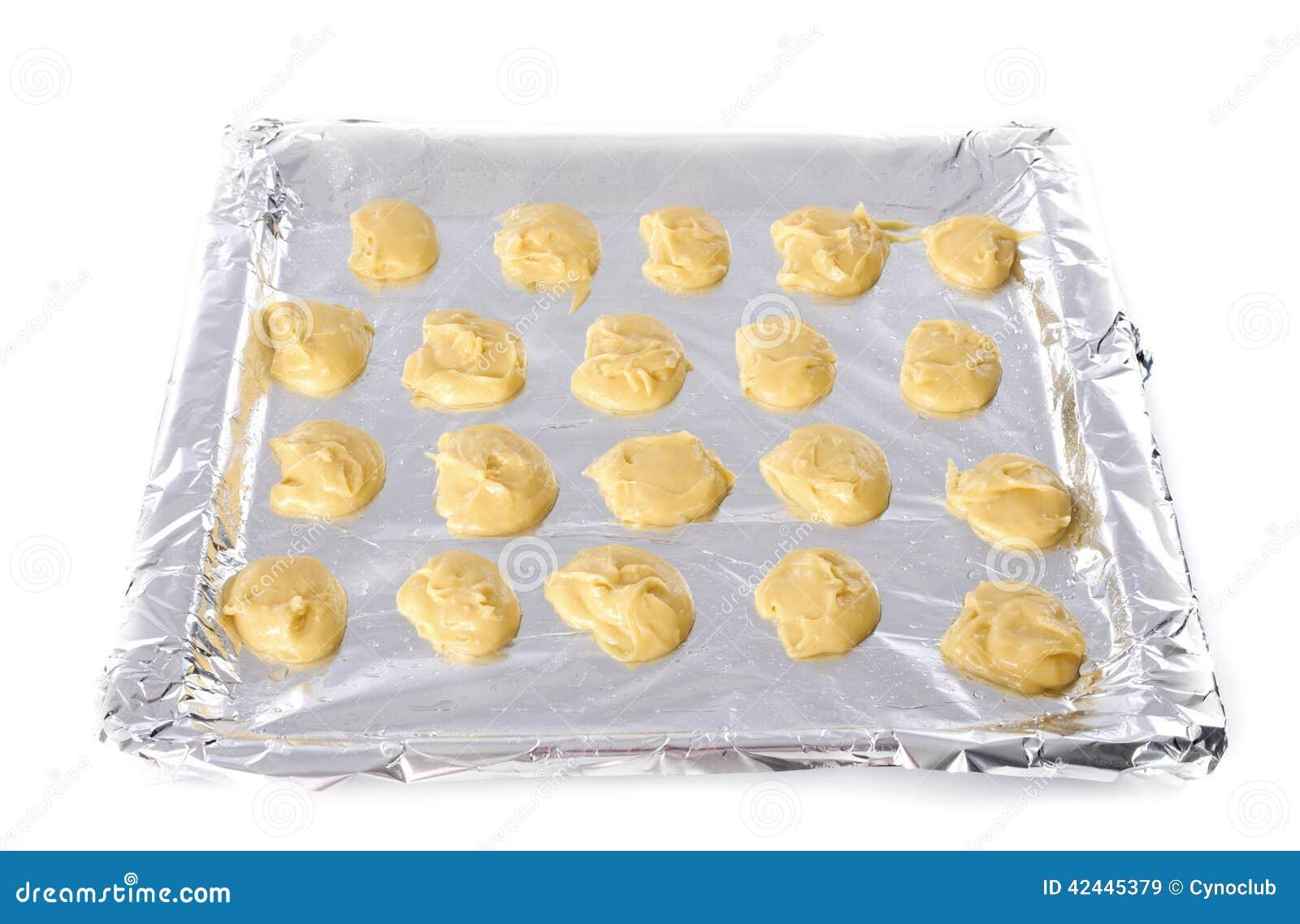 Pasteles de los Choux