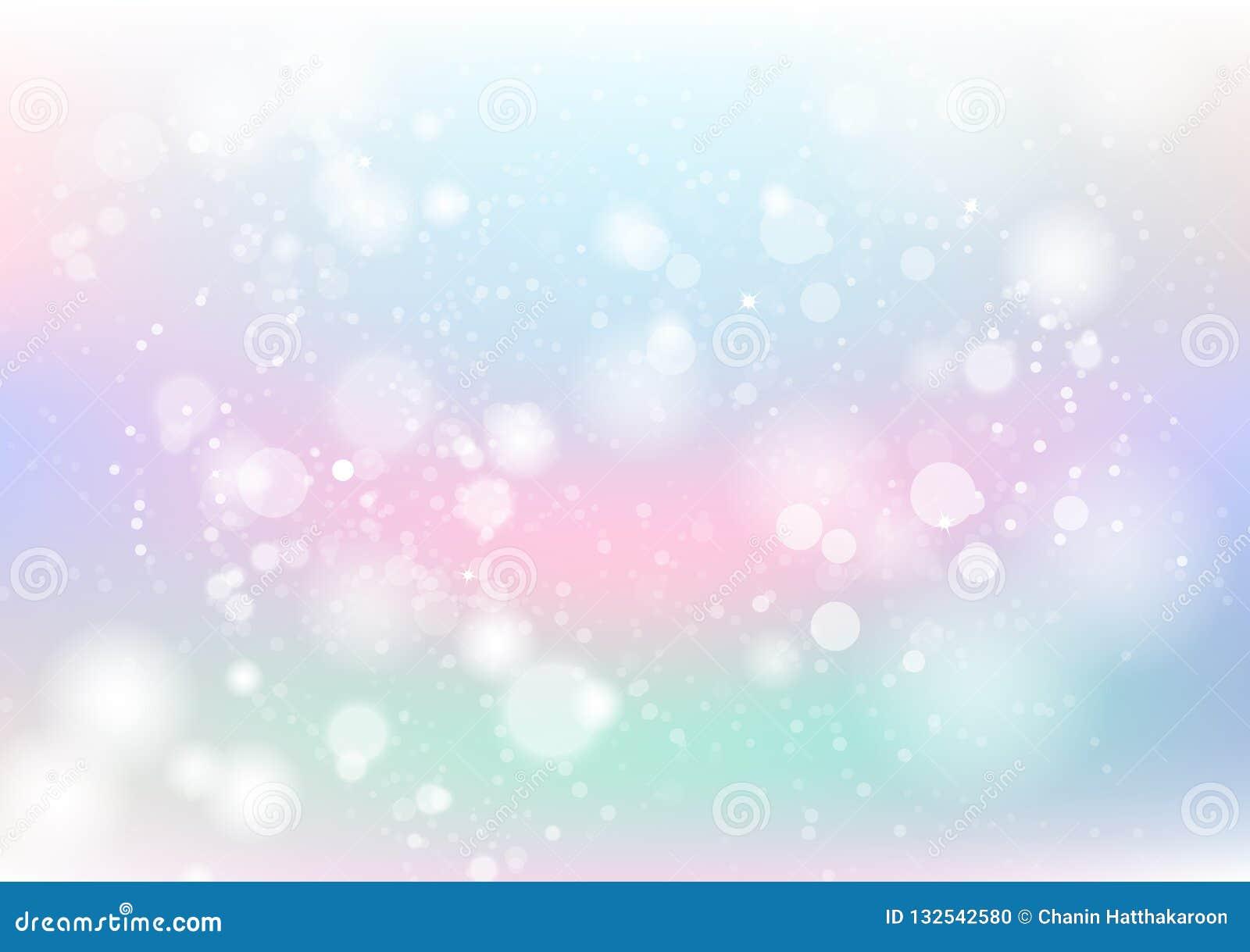 Pastelkleur, abstracte achtergrond, kleurrijk, stof en deeltjes scatte