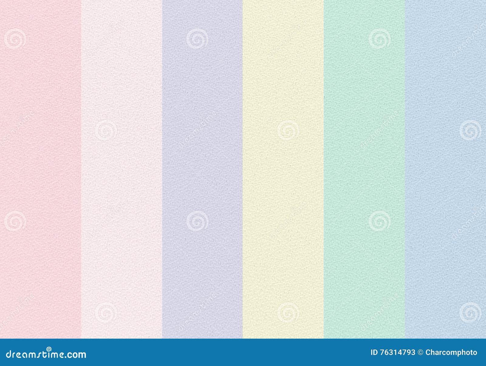 Pastellfärgad signal för samling av kanfas med modeller abstrakt textur för tyg för bakgrundsclosedesign upp rengöringsduk