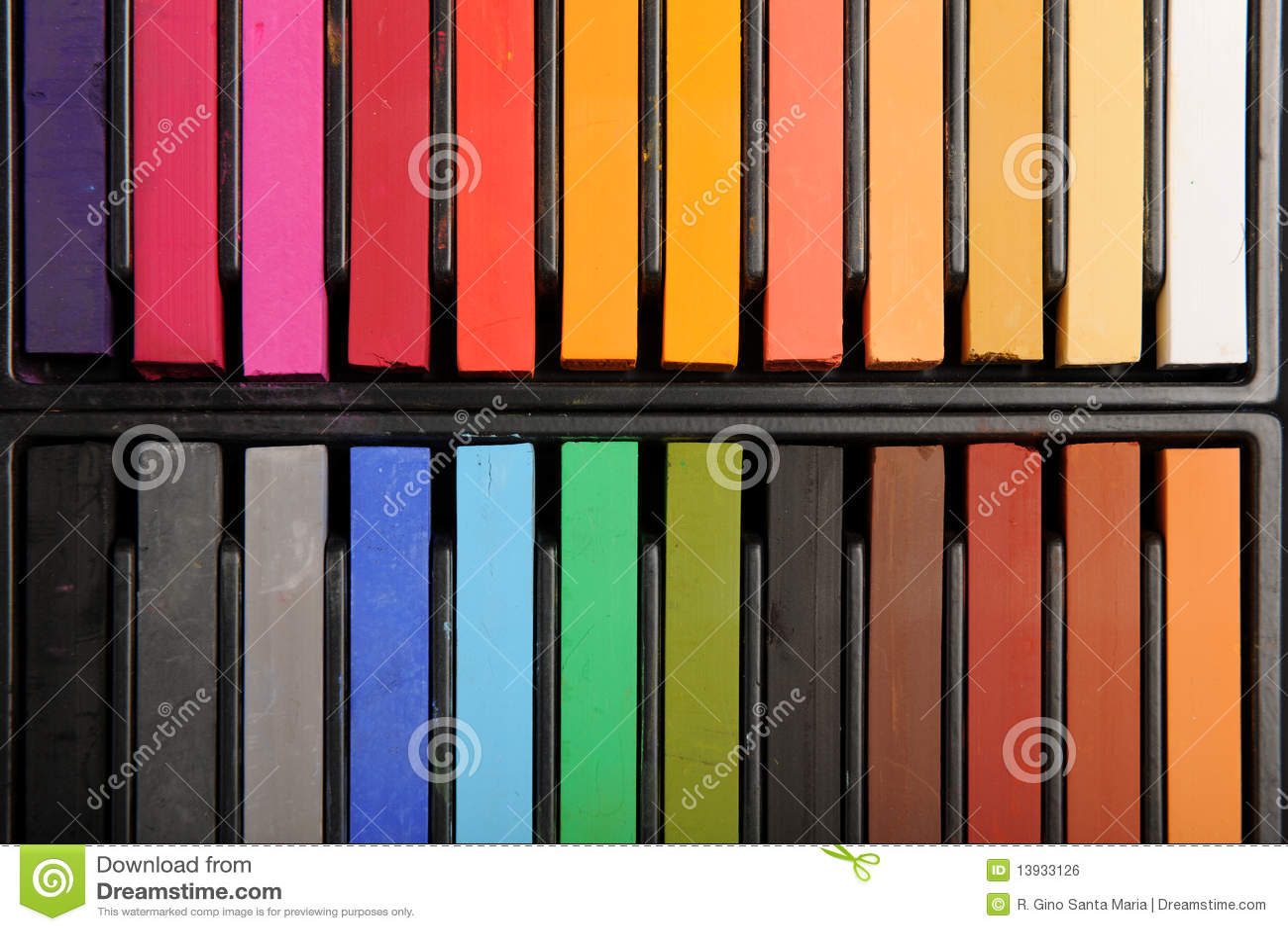 pastellfarben lizenzfreies stockbild bild 13933126. Black Bedroom Furniture Sets. Home Design Ideas